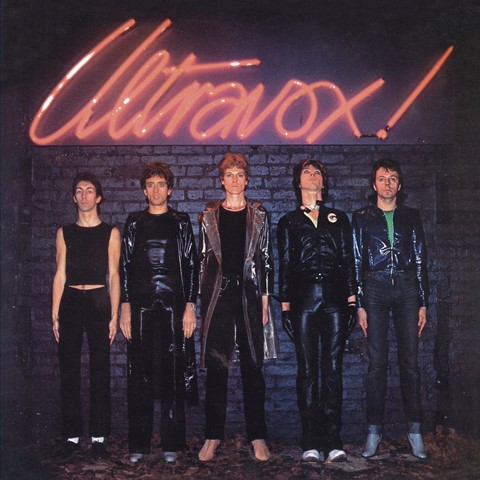 Ultravox! first album