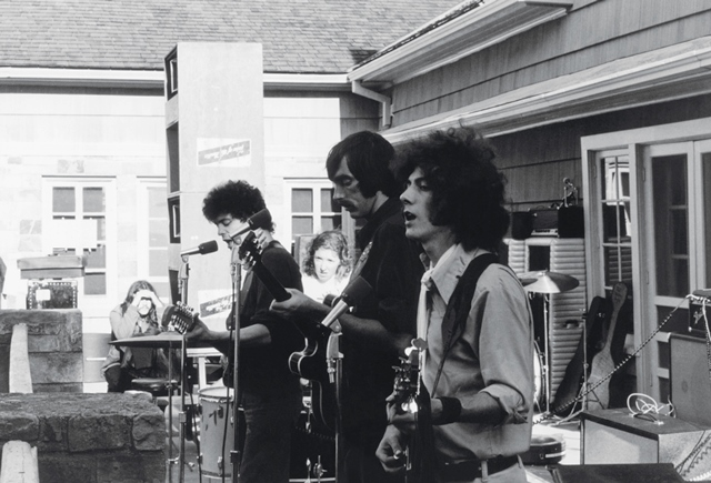 The Velvet Underground Third 1969 live