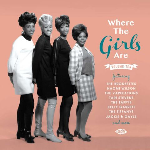 Where The Girls Are Volume Ten