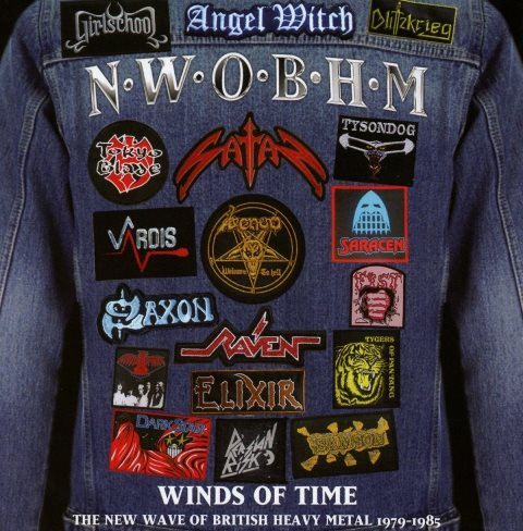 Winds of Time: The New Wave Of British Heavy Metal 1979–1985
