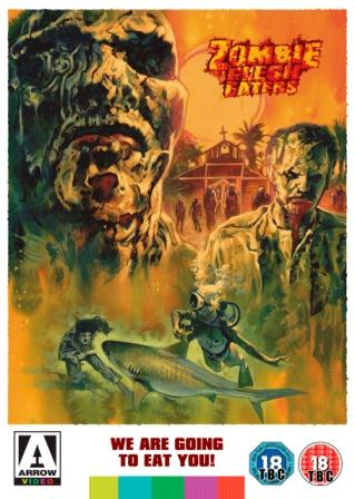 Zombie Flesh Eaters DVD