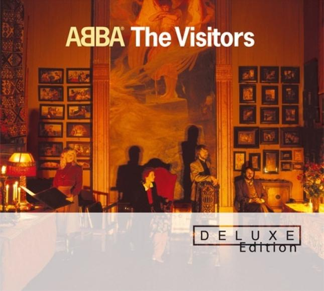 Abba The Visitors Deluxe Edition