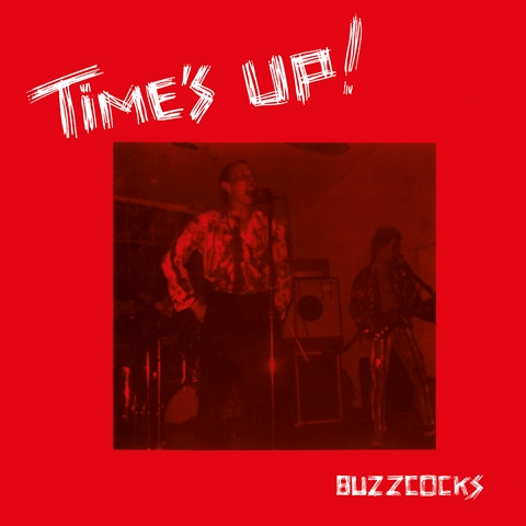 buzzcocks time's up box set