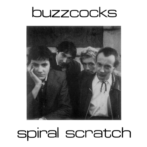 buzzcocks spiral scratch ep