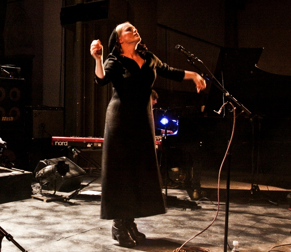 Ane Brun at by:Larm 2012