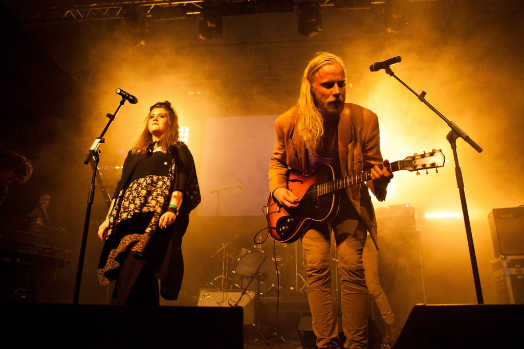 Hjaltalin Iceland Airwaves 2011