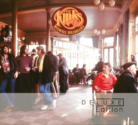The Kinks Muswell Hillbillies