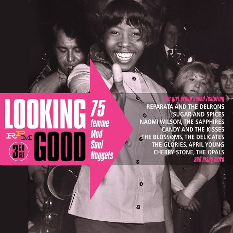 Looking Good 75 Femme Mod Soul Nuggets