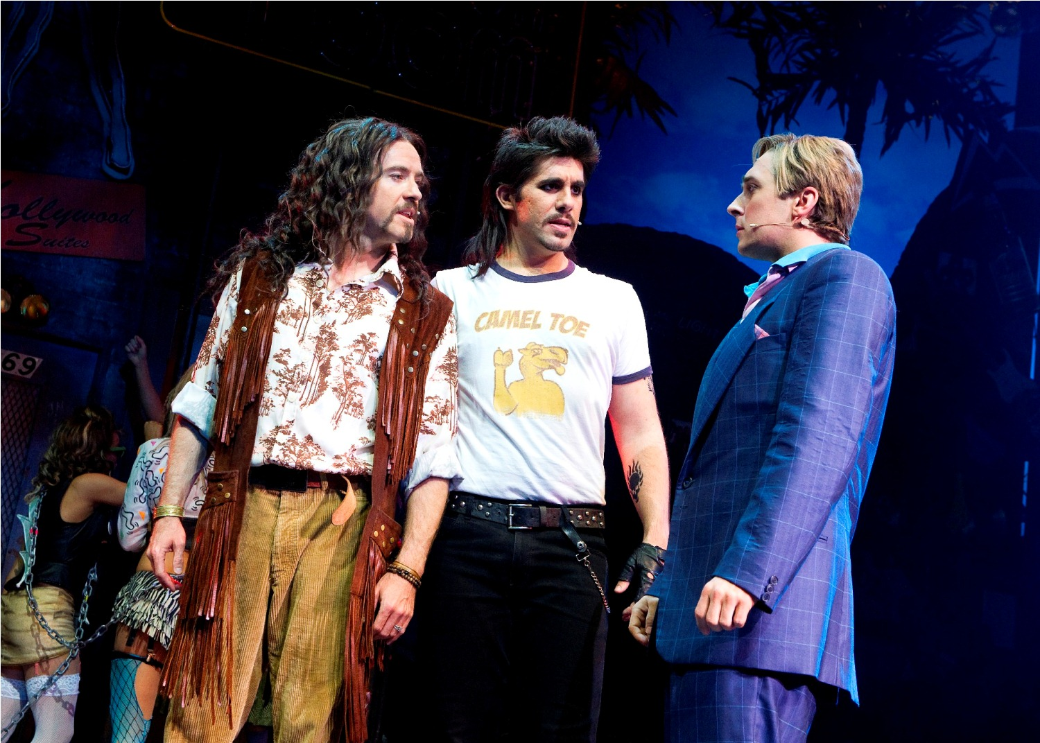 Rock of Ages Dennis Dupree Lonny