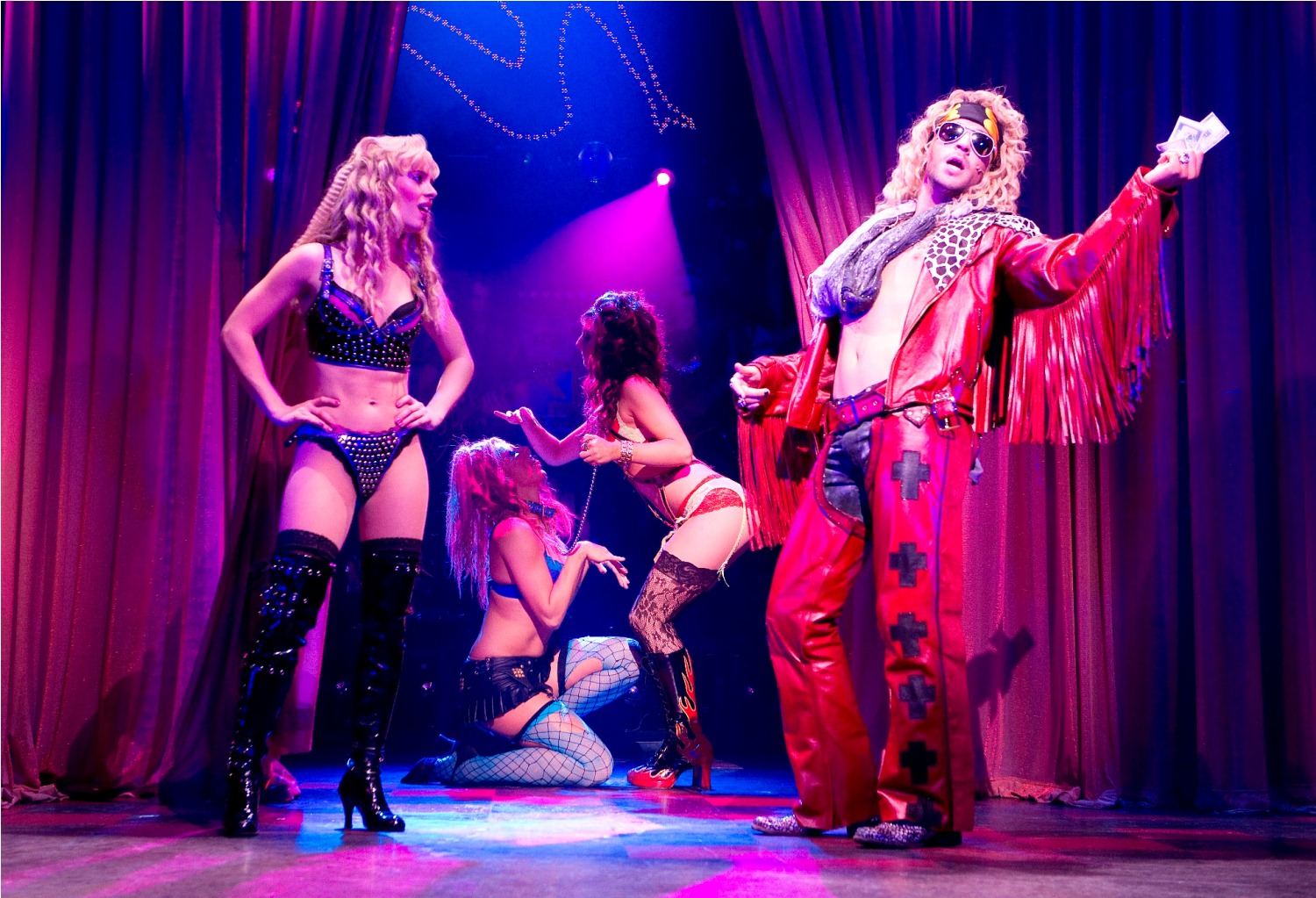 Rock of Ages Sherrie Stacee Jaxx