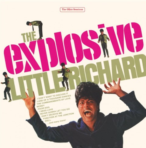 The Explosive Little Richard! – The Okeh Sessions