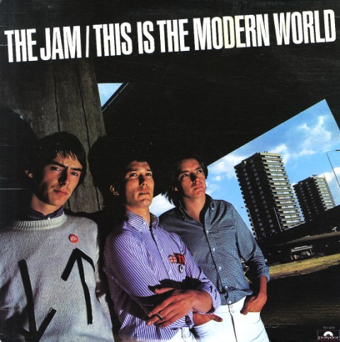 the jam this is the modern world album