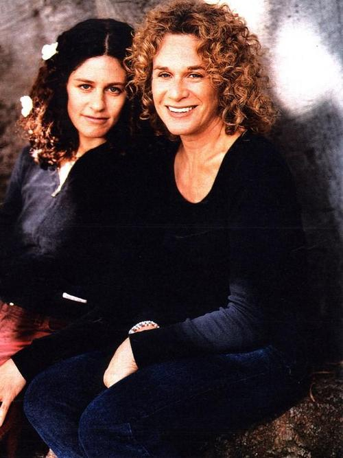 Louise Goffin and Carole King