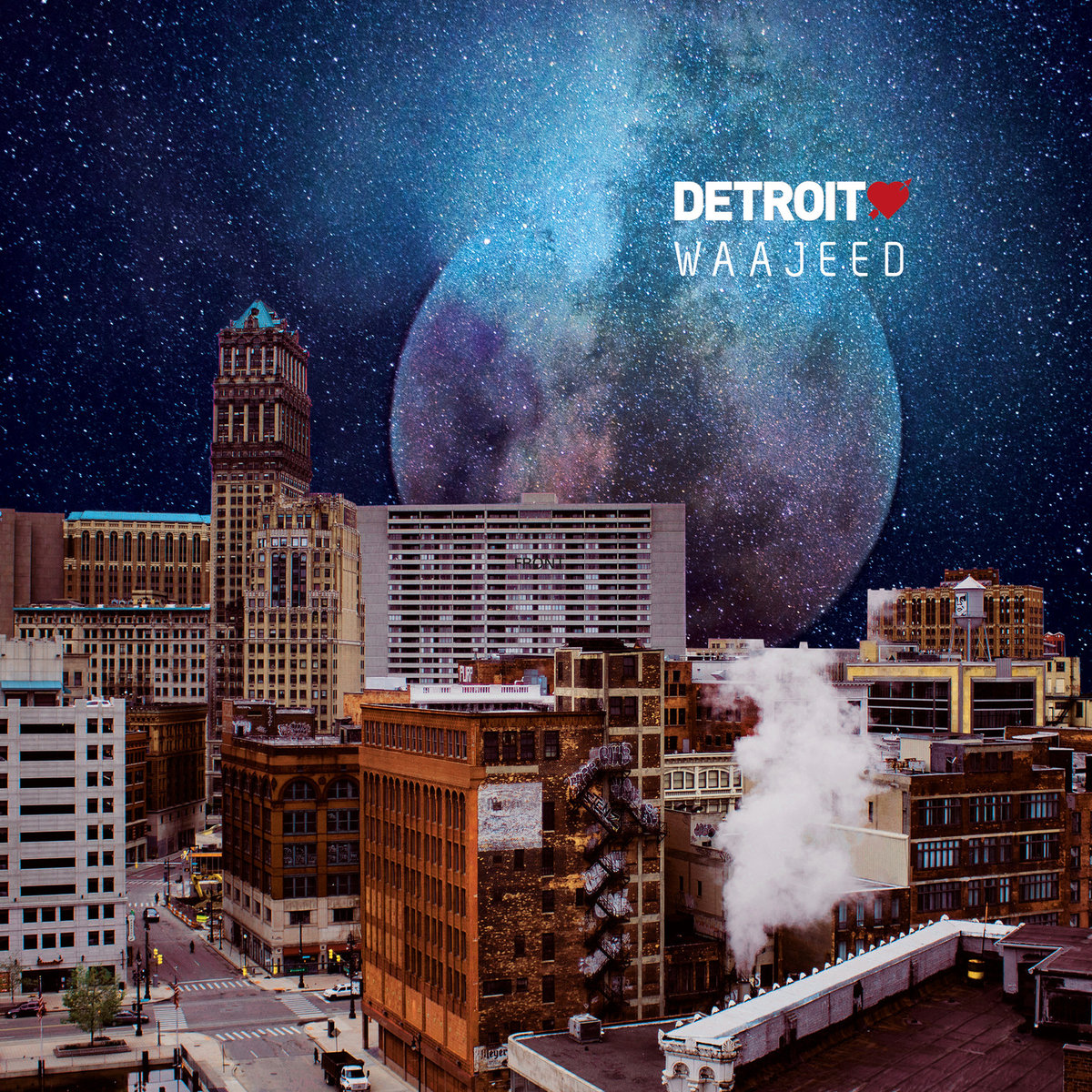 Detroit Love by Waajeed