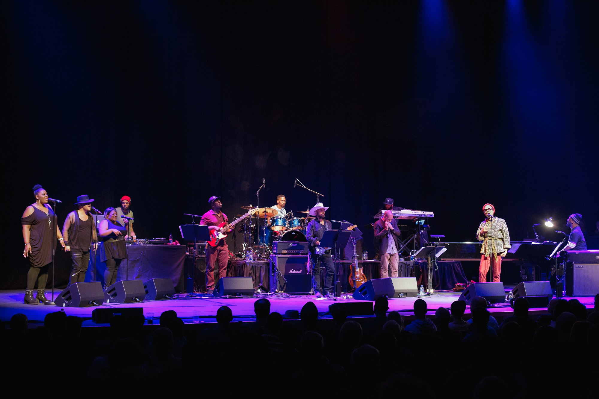 Robert Glasper and guests