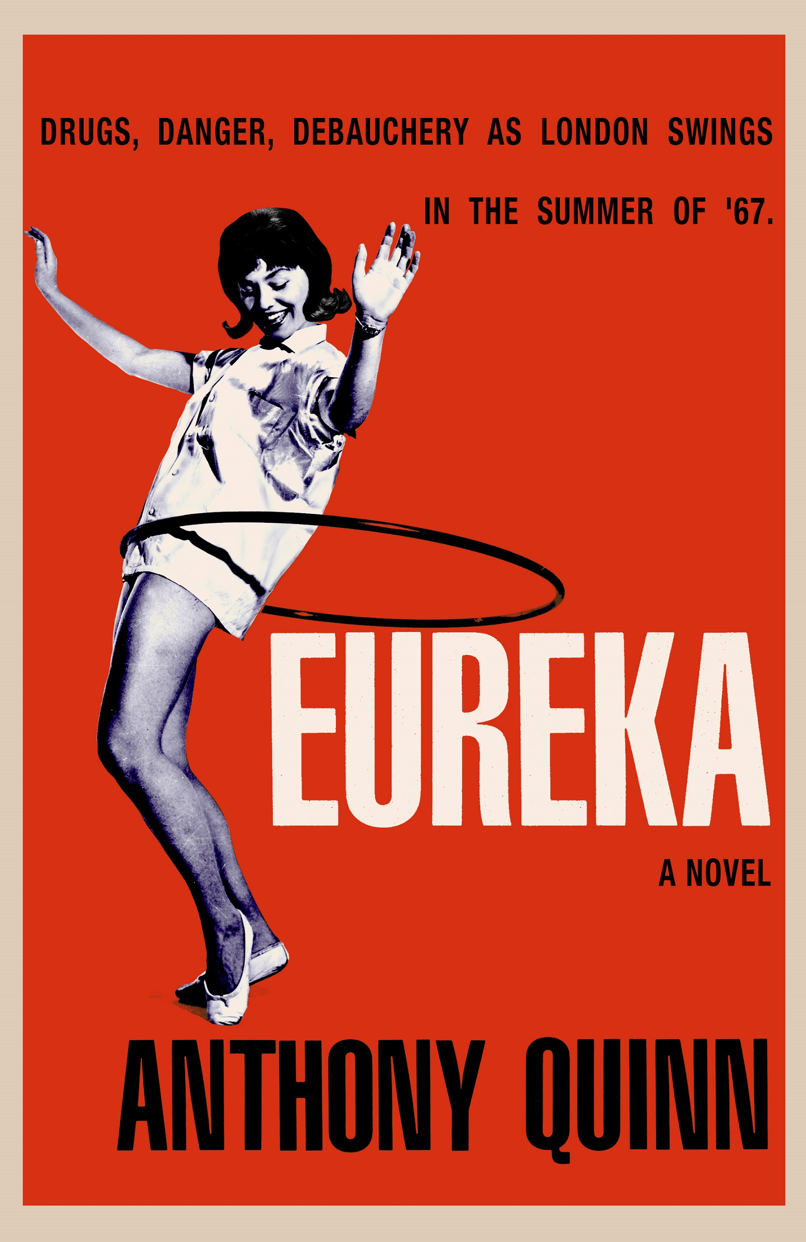 Eureka front cover