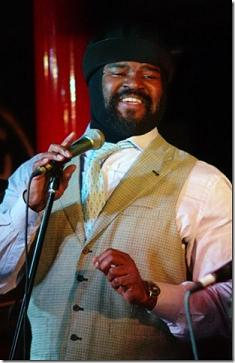 Gregory Porter performing at ReVoice! Festival