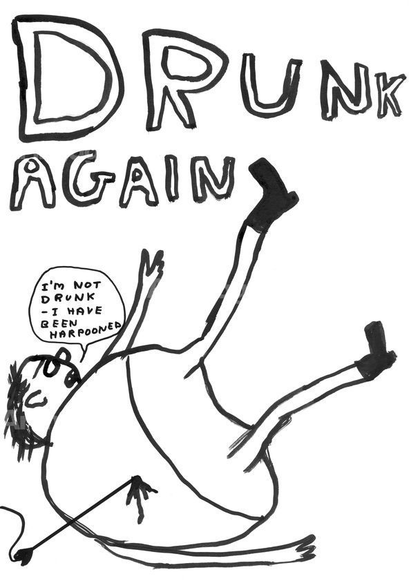 10 Questions for Artist David Shrigley