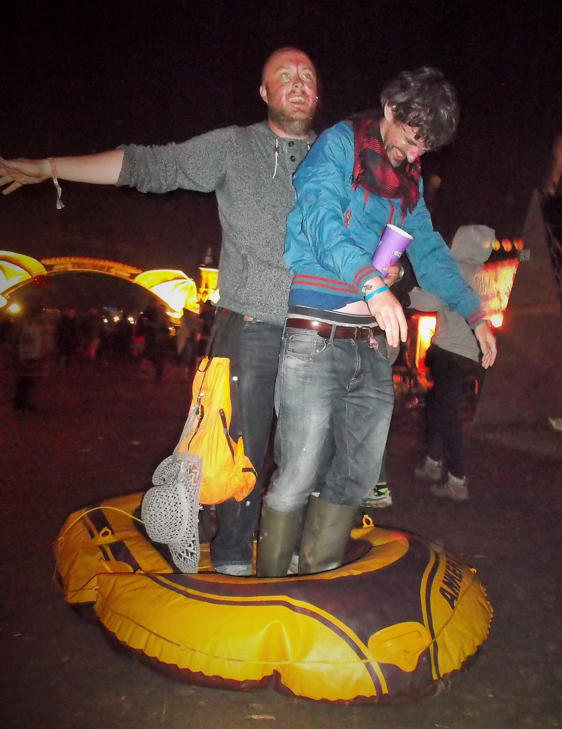 glasto dinghy men