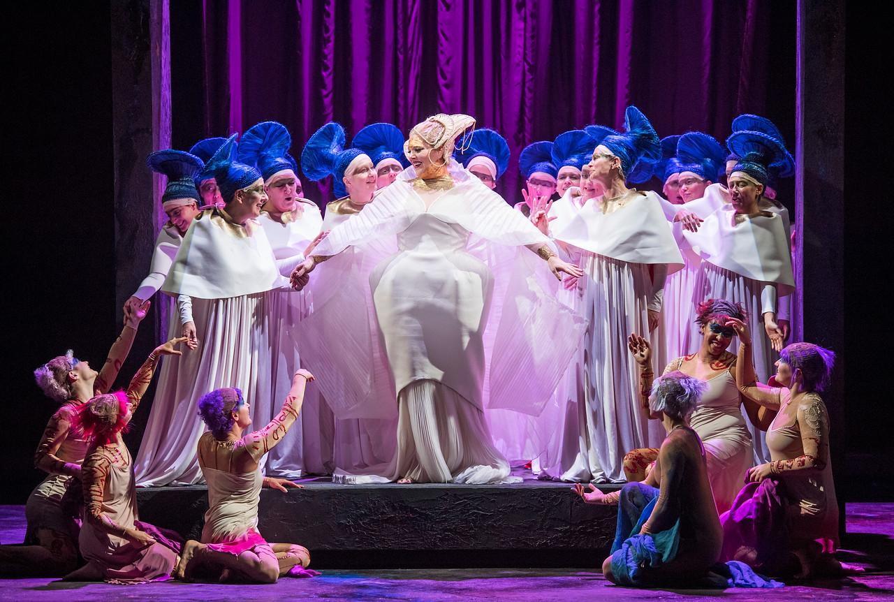 Michelle DeYoung in ENO Aida