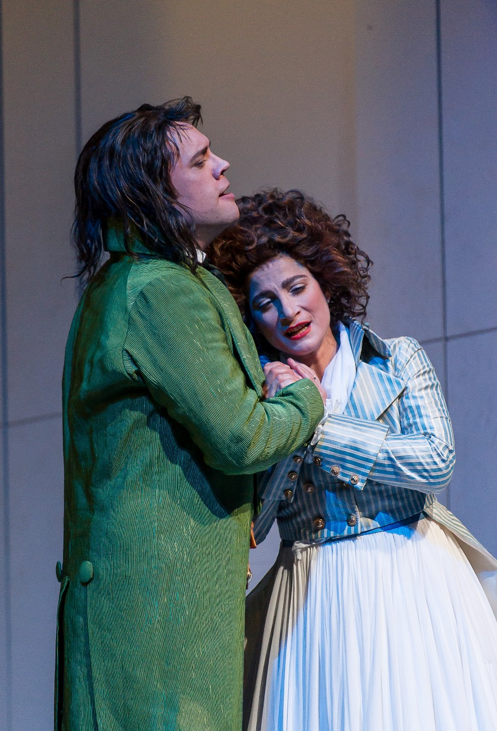 Brian Mulligan and Nora Sourouzian in Massenet's Therese at Wexford