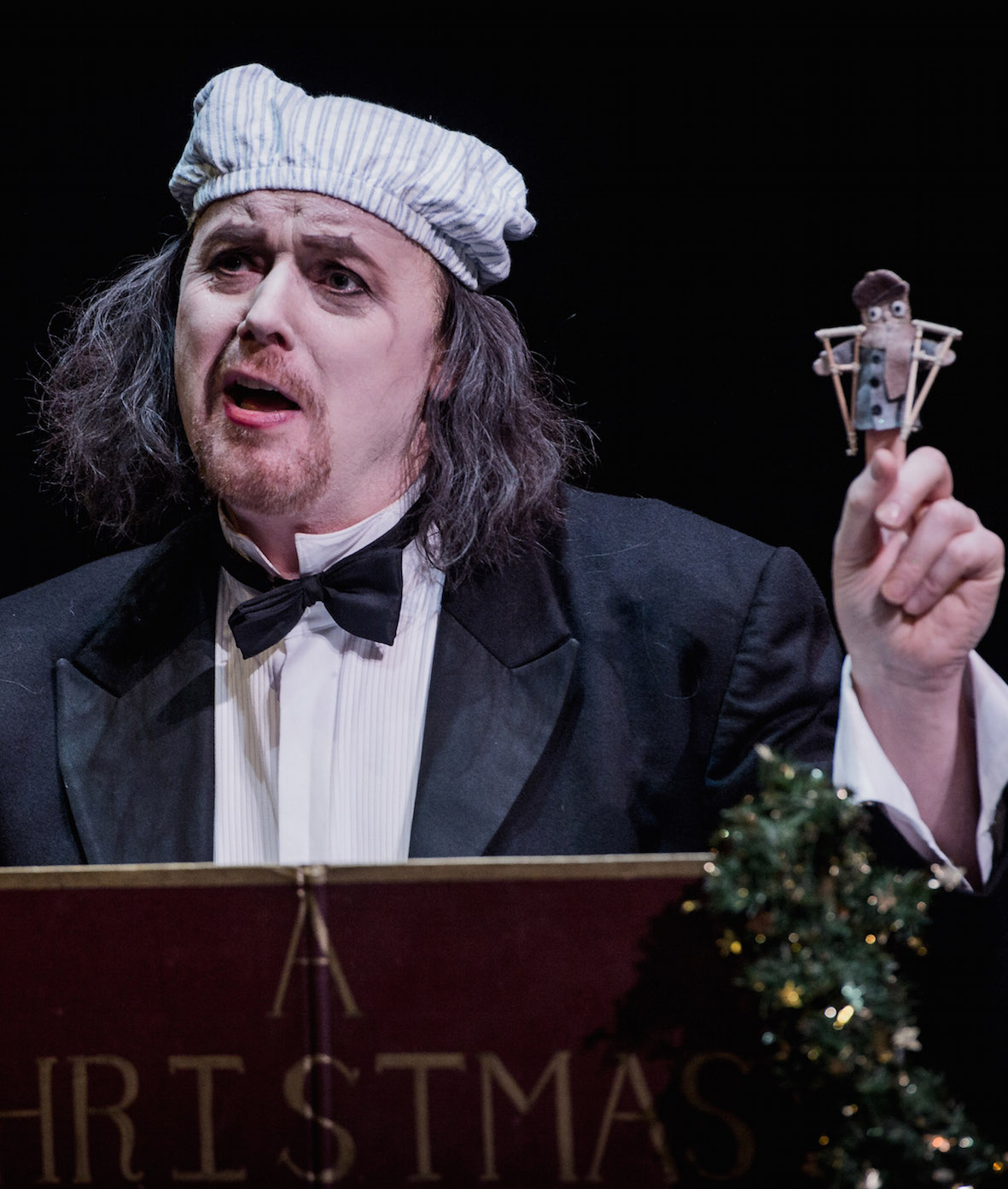 Tiny Tim A Christmas Carol: A Christmas Carol, Welsh National Opera
