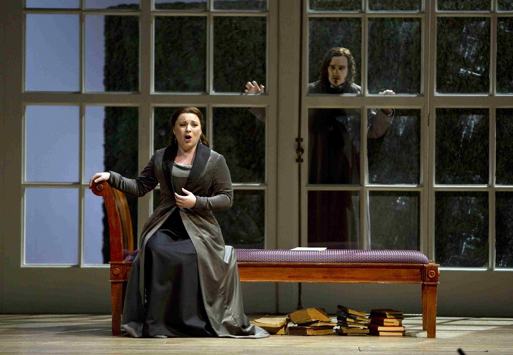 Scene from WNO Eugene Onegin