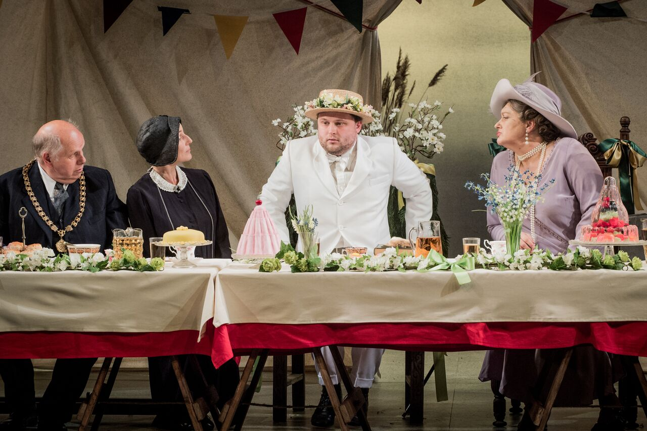 Britten's Albert Herring at The Grange
