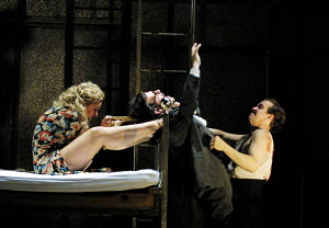 Vivien Tierney in the 2001 revival of ENO's Lady Macbeth of Mtsensk