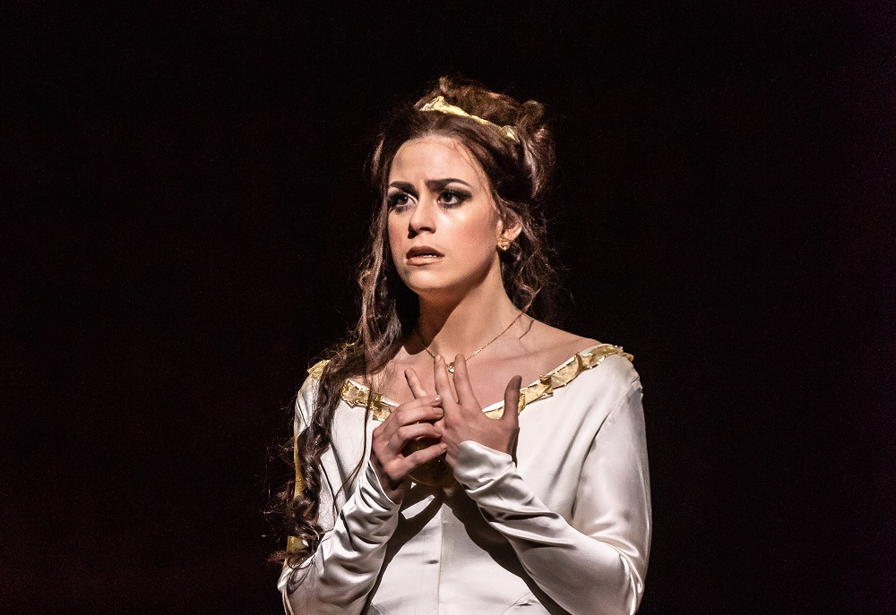 Jacquelyn Stucker as Ophelia