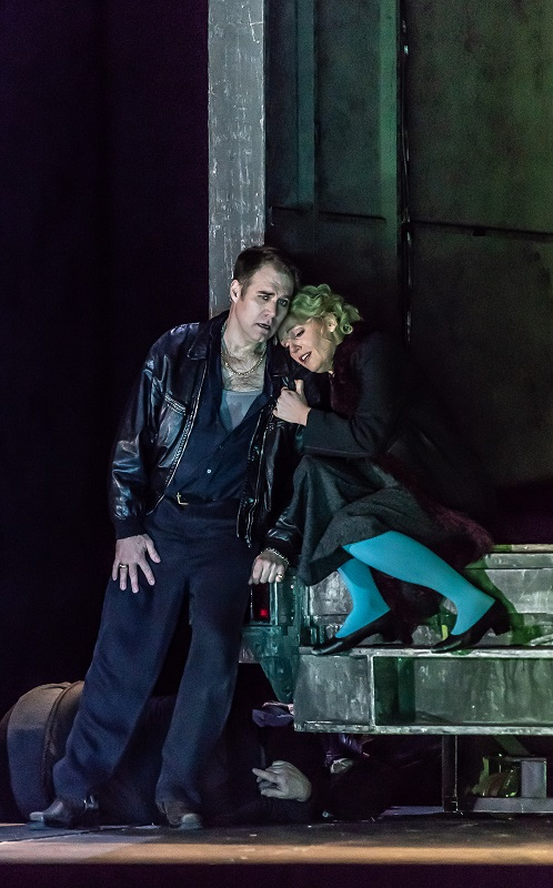 Westbroek and Jovanovich in Lady Macbeth of Mtsensk