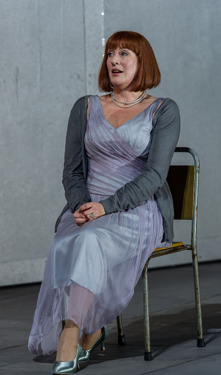 Sarah Connolly as Brangane in Royal Opera Tristan