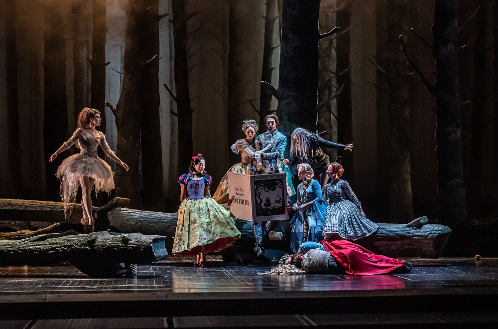 Hänsel und Gretel, Royal Opera review - not quite hungry ...