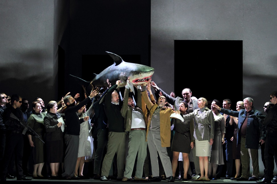 Idomeneo at the Royal Opera