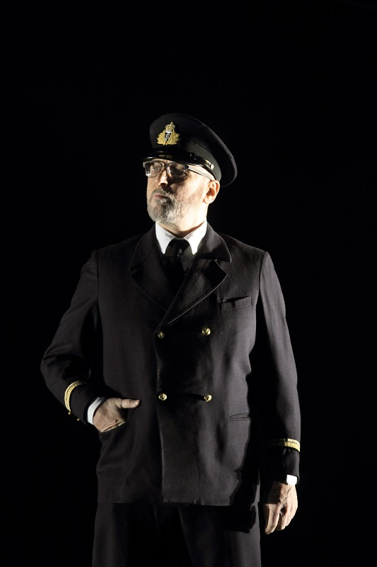 Brindley Sherratt as Claggart in Royal Opera Billy Budd