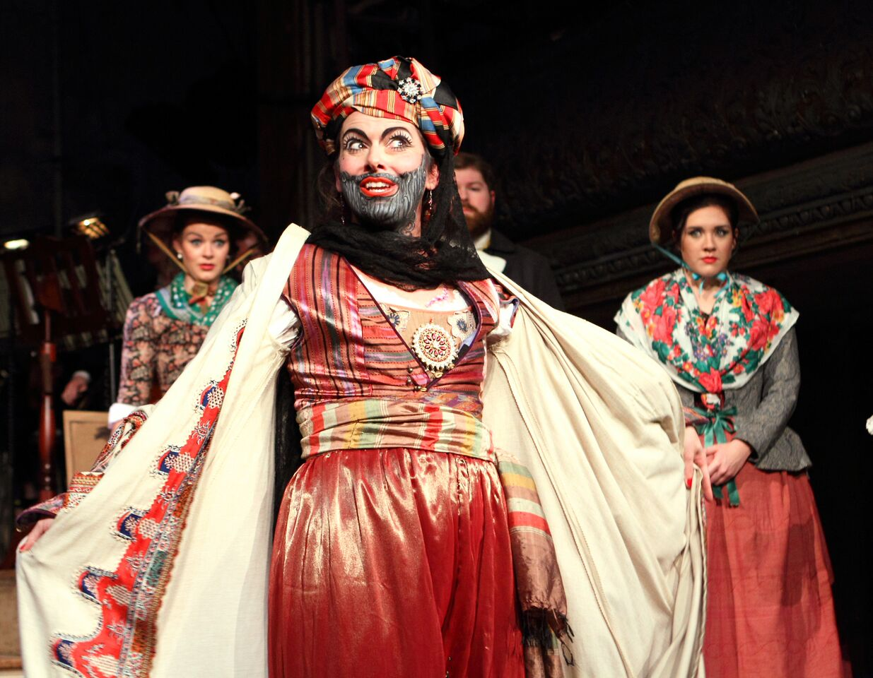 Victoria Simmonds as Baba the Turk