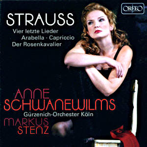 Strauss disc