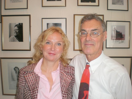 Anne Schwanewilms and Roger Vignoles at the Wigmore Hall