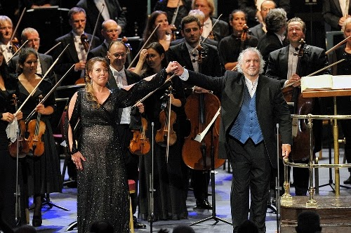 Stemme and Runnicles in Proms Salome