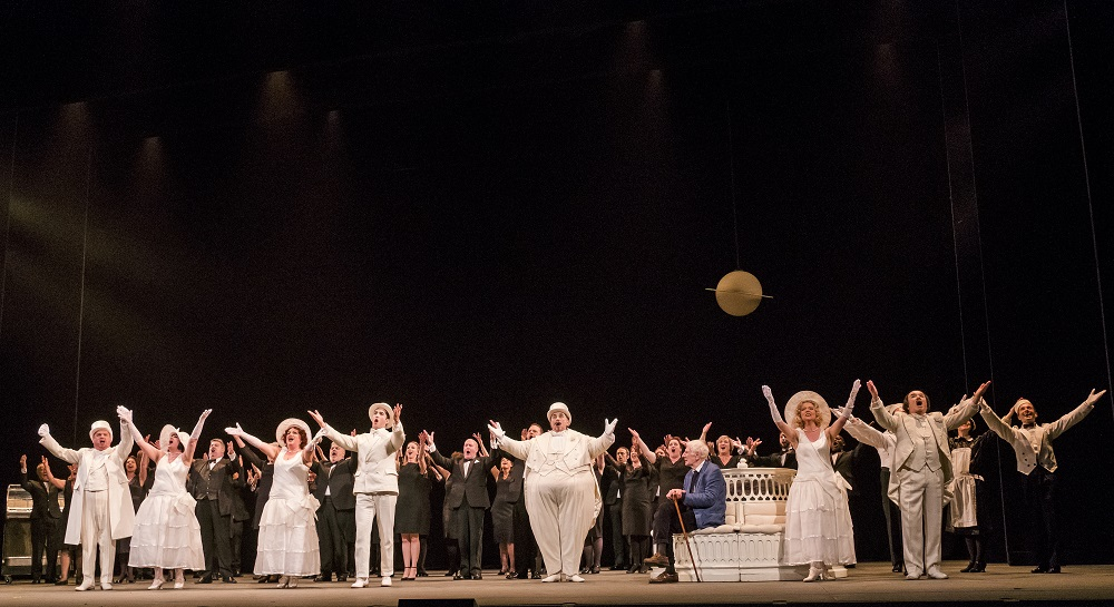 Curtain call for Miller Mikado