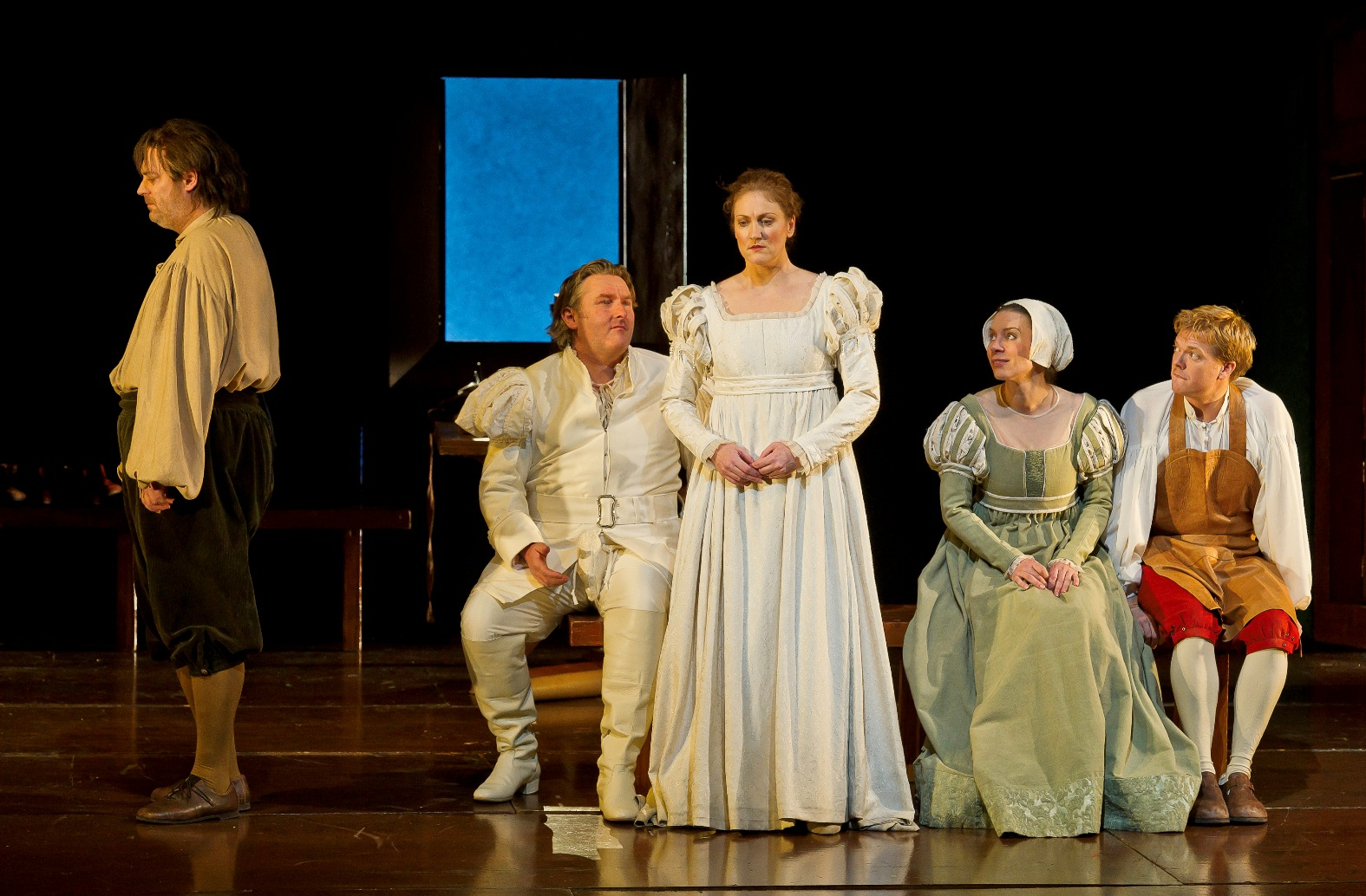 The Act III Quintet of Die Meistersinger at the Royal Opera