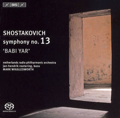 Shostakovich 13 on BIS