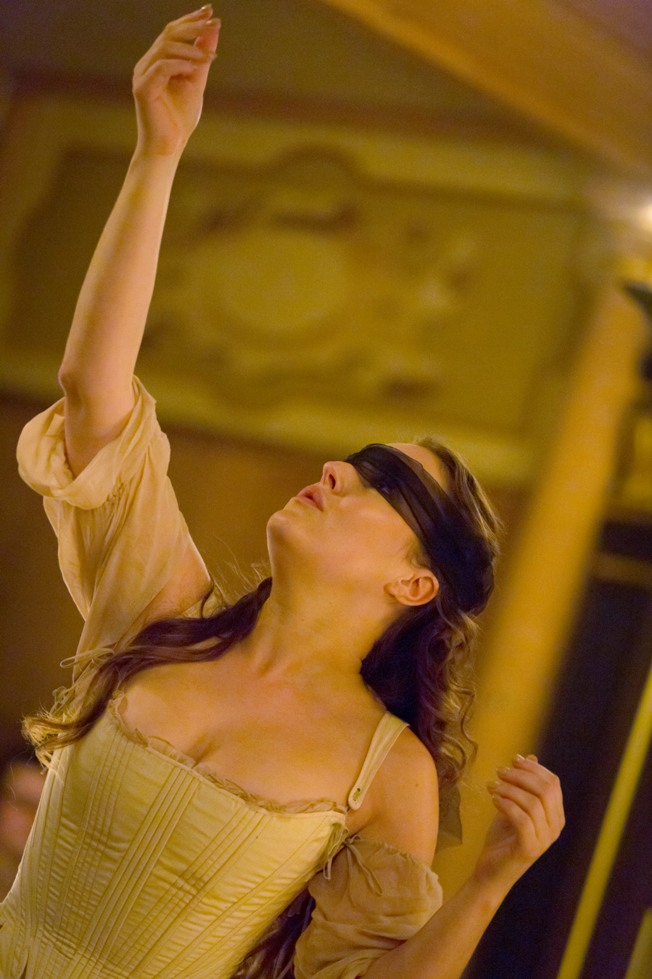 Louise Alder as Euridice