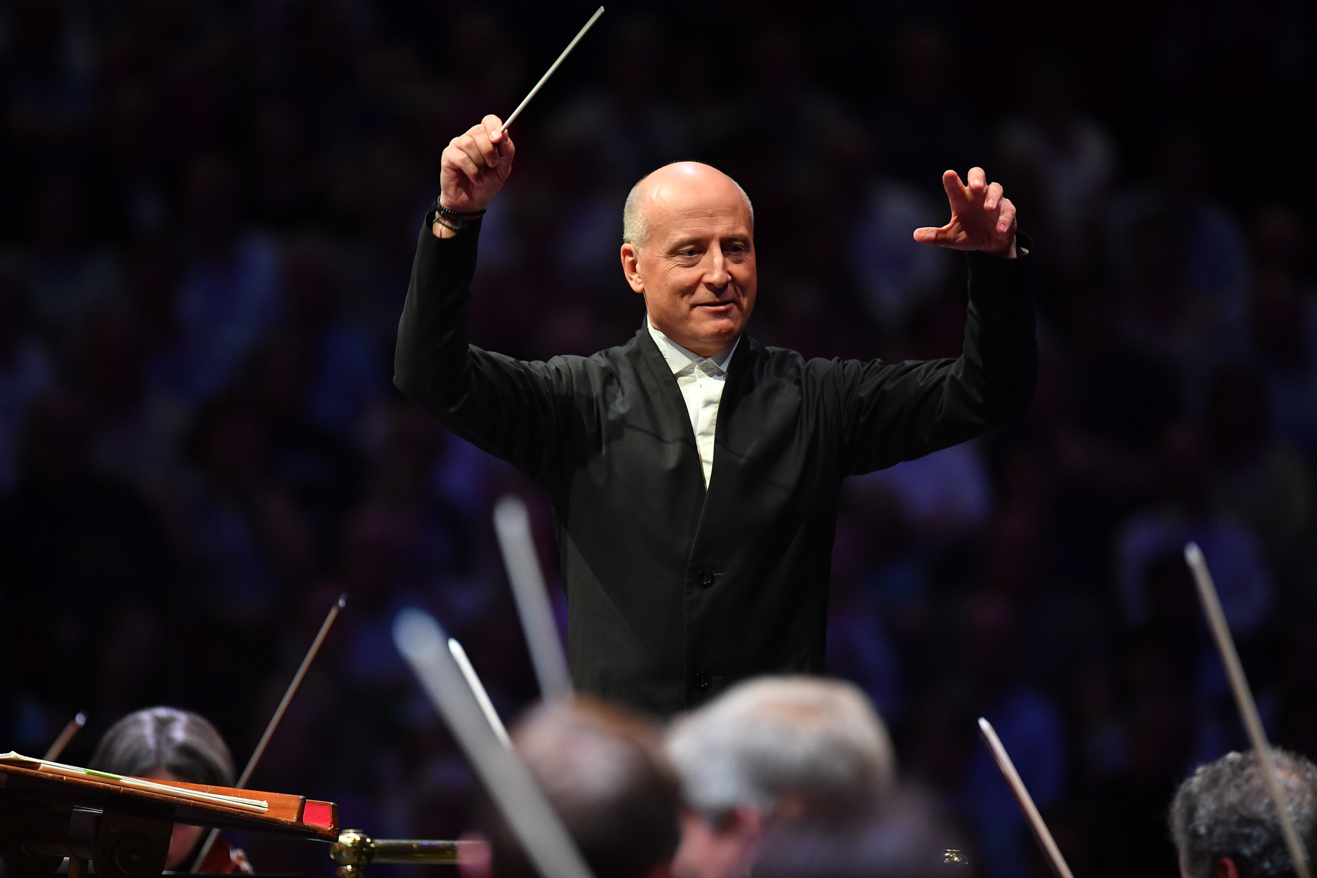 Paavo Jarvi at the Proms