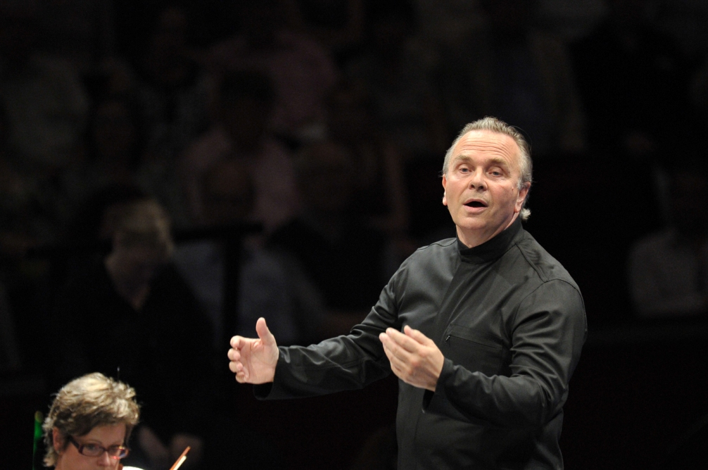 Sir Mark Elder conducts Wagner's Parsifal at the Proms
