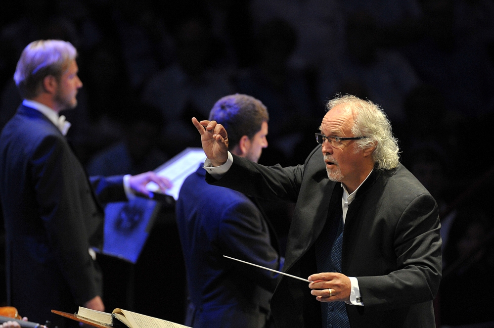 Donald Runnicles conducts Strauss's Salome at the Proms