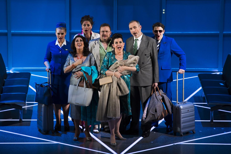 flight  scottish opera review