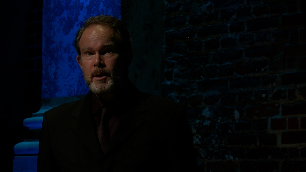 Gerald Finley as Bartok's Bluebeard