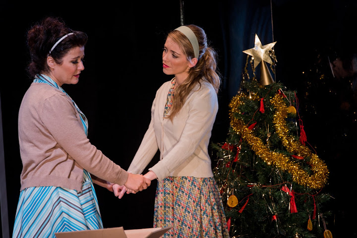 Carolyn Dobbin and Lauren Zolezzi in ETO Werther