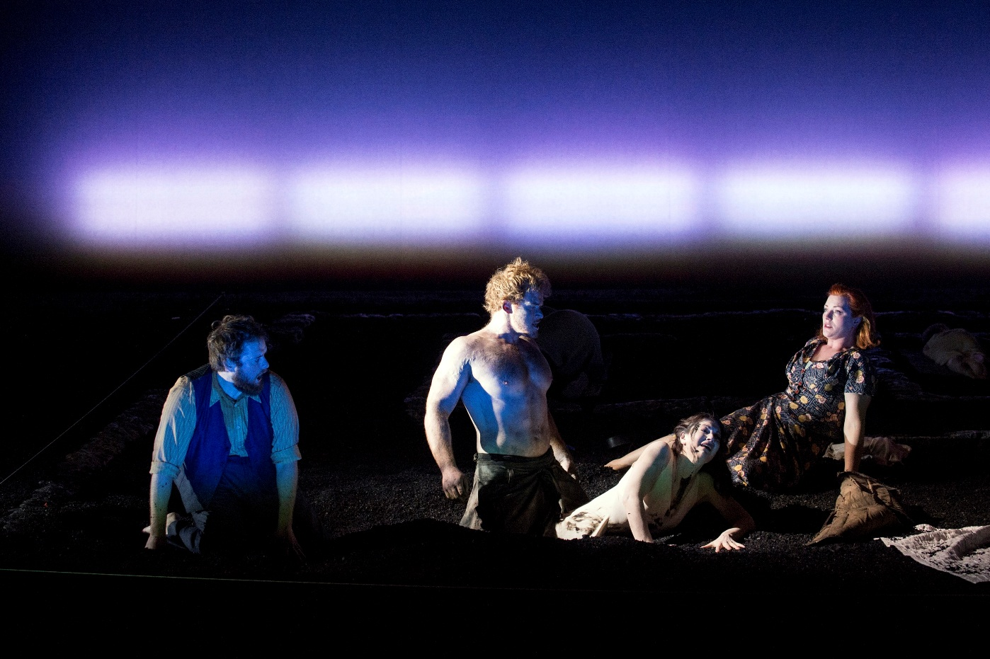 The Rape of Lucretia at Glyndebourne